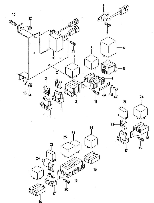 medium resolution of wiring diagram fuse board as well as 1987 vw vanagon fuse box diagram