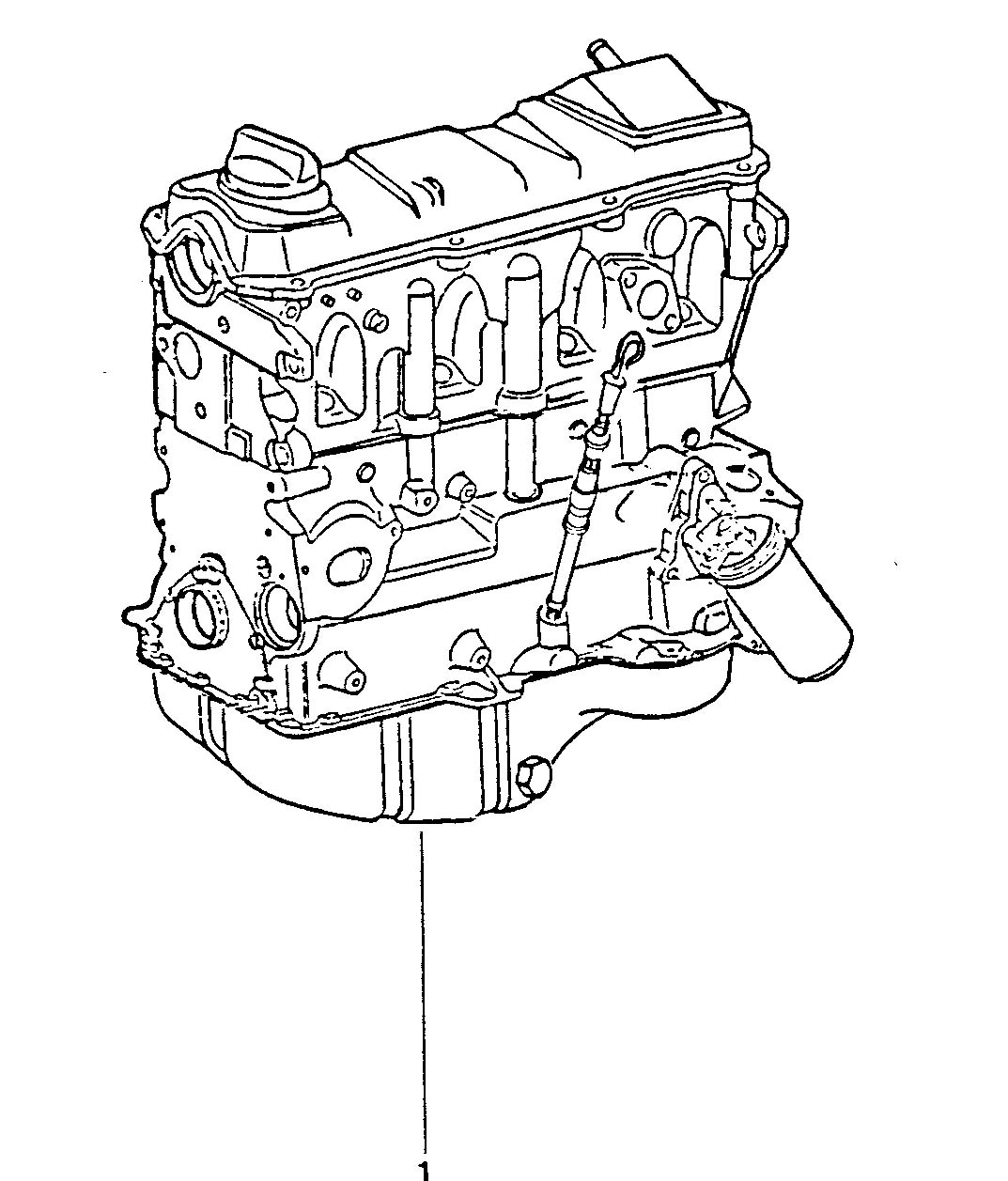 B3 9 Fuel System Parts Diagram, B3, Free Engine Image For
