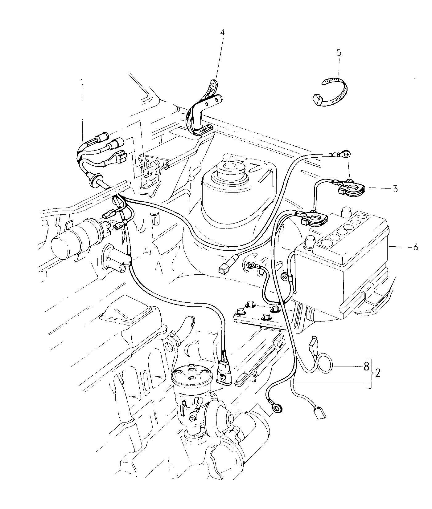 Vw Rabbit Parts Diagram. Wiring. Auto Wiring Diagram