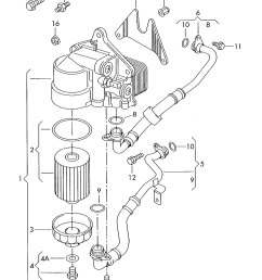 w8 engine oil cooler w8 free engine image for user for w8 engine diagram [ 1576 x 2076 Pixel ]