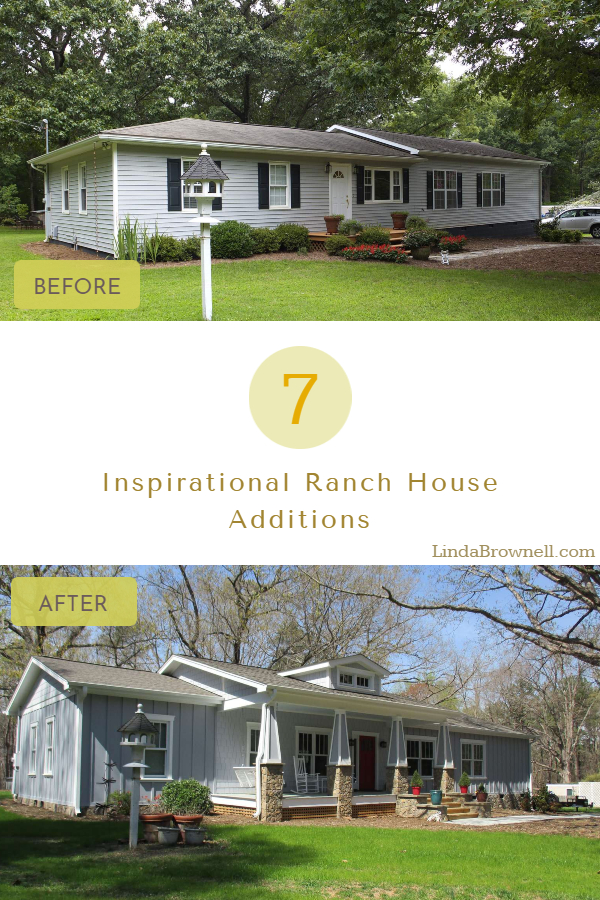 Ranch House Additions Before And After : ranch, house, additions, before, after, Ranch, House, Additions, Before, After, Inspirations, Basic, Information, JimenezPhoto