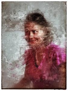 Amy: art print by Jim Faris
