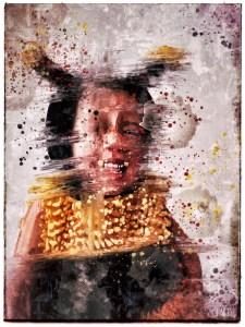 Stings Like a Bee: art print by Jim Faris