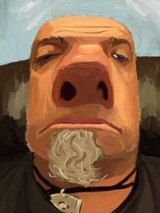 selfie1 - Jim Faris