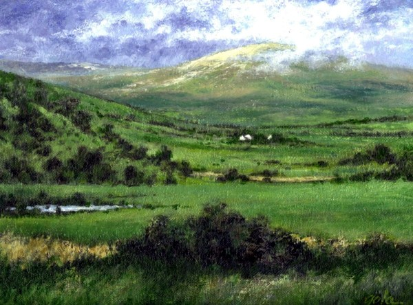 Irish Art Jim Gola'
