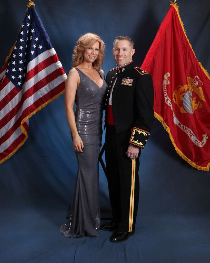 Military Portrait Photographer Florida