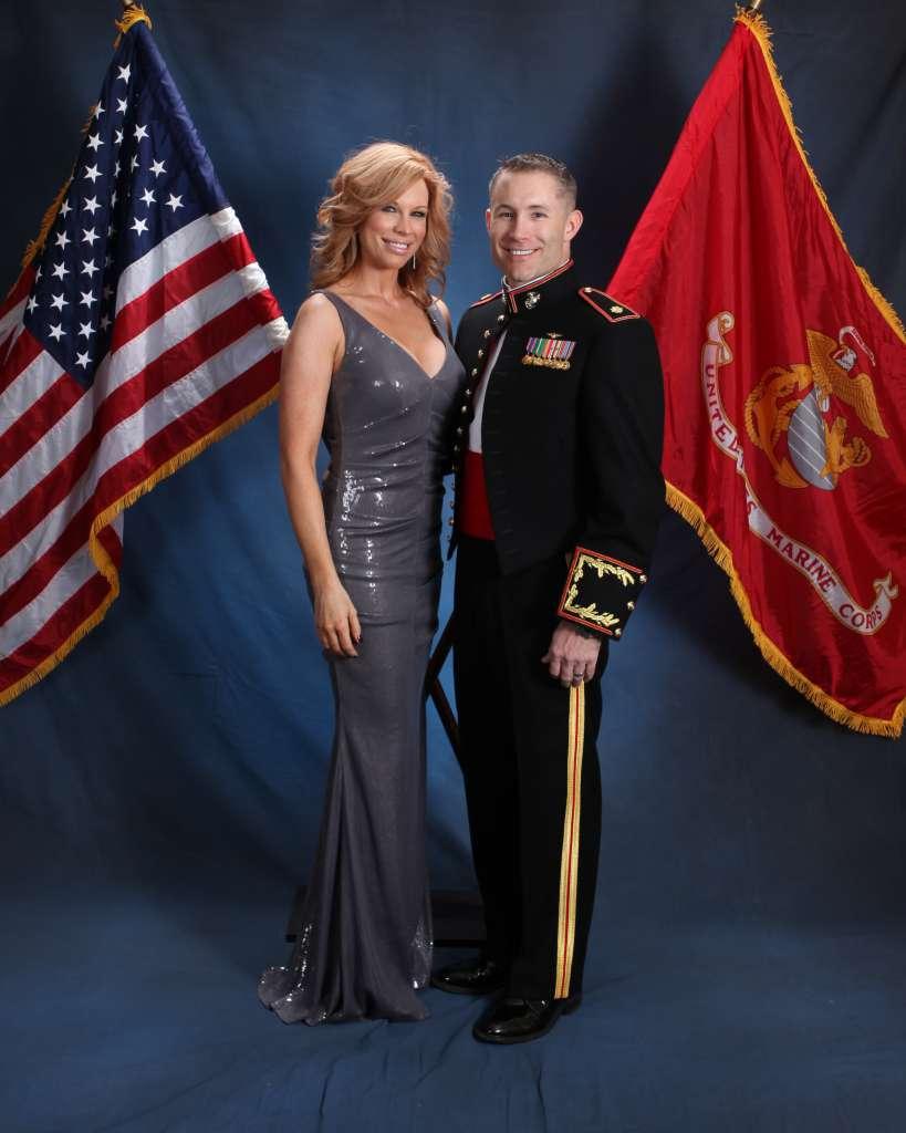 Military Portrait Photographer Florida