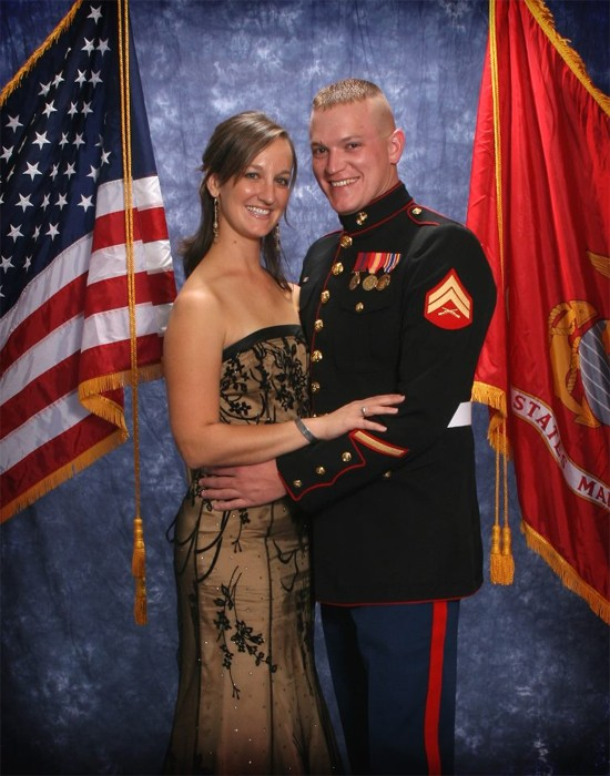 Photographer for Marine Military Balls.