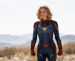 CAPTAIN MARVEL: GoFundMe Campaign To Send Young Girls To See Movie For Free Hits $60K