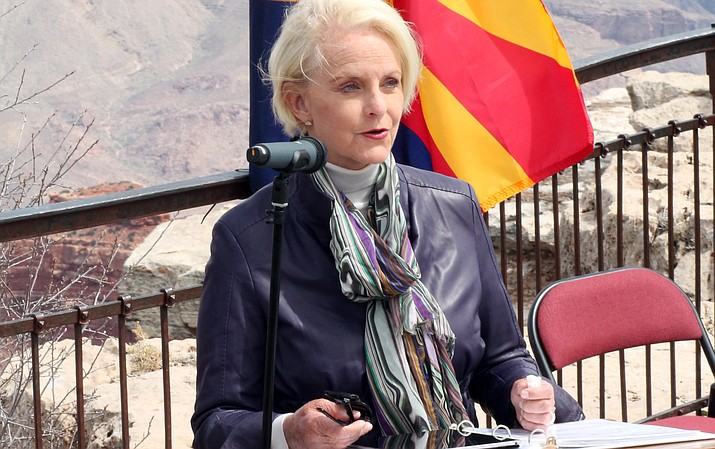 Cindy McCain SLAMS GOP's Phony & Likely Illegal Recount In AZ