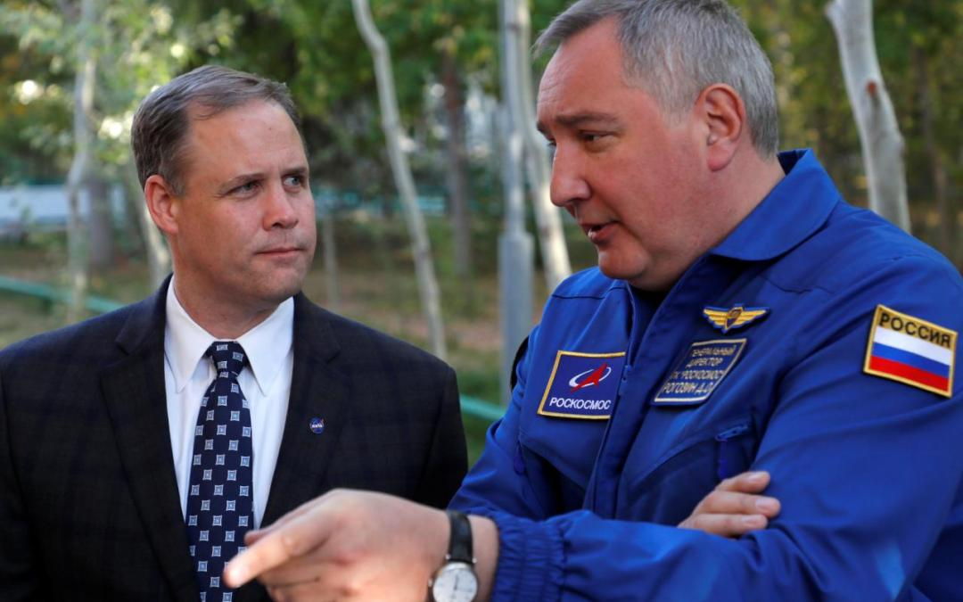 Trump's Appointed NASA Administrator Invites Racist & Sanctioned Russian To USA