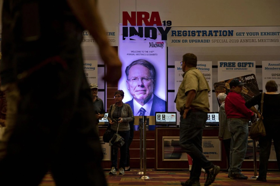 NRA Declares Bankruptcy In Desperate Attempt To Avoid Serious Legal Challenges