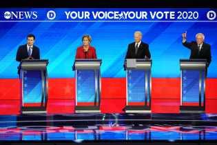 Buttigieg Takes Fire At Democratic Debate – Biden Concedes New Hampshire – Bloomberg Waits