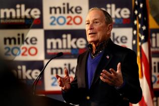 Bloomberg QUALIFIES For Wednesday's Democratic Debate – Will He Live Up To His Ads?