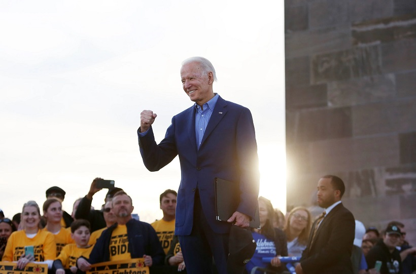 REPORT CARD: Biden First 100 Days: Calm, Steady, Competent Leadership