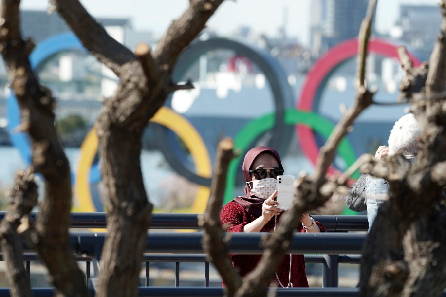 100 Days Until Olympics & Japan Has Vaccinated LESS Than 1% Of Population