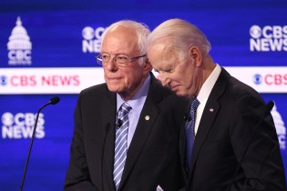 Sanders Quits Race – Biden Now Presumptive Democratic Nominee