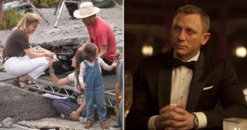 Hey Daddy! JAMES BOND Has 5-Year Old Daughter In New 007 Movie