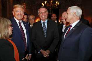 Brazil's Bolsonaro, the 'Trump Of South America,' Has Cornavirus