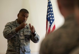 Lt. Gen. Richard Clark Becomes FIRST Black Man Nominated To Lead Air Force Academy