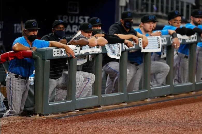 13 Miami Marlins Players Have Coronavirus – Entire MLB Season Now In Jeopardy