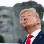 Move Over Abe, Trump (Not Surprisingly) Nominates Himself To Be On Mount Rushmore