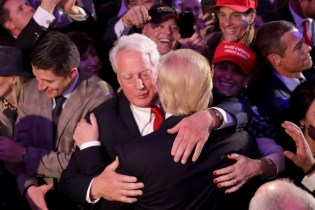 Donald Trump's Younger Brother Robert Dies At Age 71