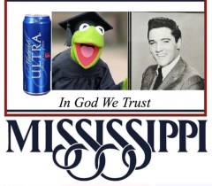 Mississippi Officials Declare New State Flag Will NOT Feature Beer Cans, Kermit OR Elvis