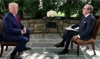 Trump Whines About Debate Moderator Chris Wallace: 'He'll Ask Me Tough Questions & It'll Be Unfair'