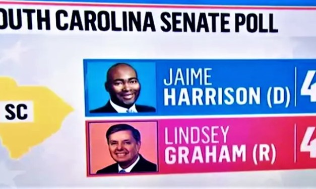 Polls Show Graham On The Ropes – Democrats Announce Seven-Figure Investment To Boost His Challenger