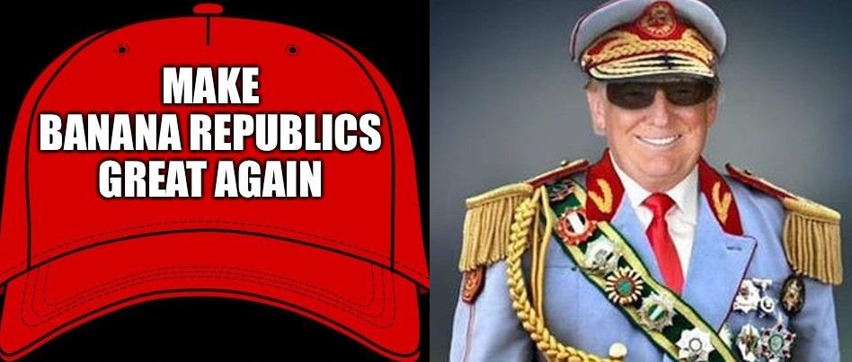 Like A Banana Republic Dictator, Trump Plans To FIRE Heads Of CIA, FBI & Defense