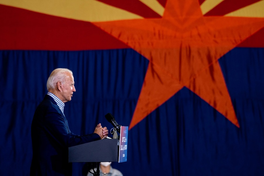 Pro-Trump Cyber Ninjas Conclude Biden WON Arizona By WIDER Margin Than Reported