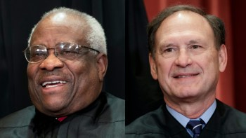 Two Conservative Supreme Court Justices Want To OVERTURN Gay Marriage – Trump's Nominee AGREES