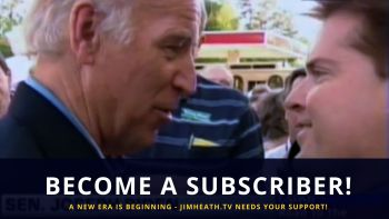 America Just Made History – Help JimHeath.TV Carry On In 2021