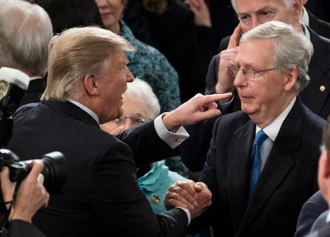McConnell BLOCKS $2K Stimulus Checks – Trump Calls It 'Death Wish'