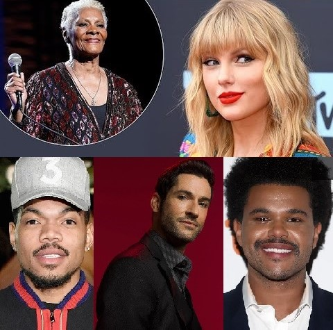 Dionne Warwick's tweet exchange with Chance the Rapper goes viral