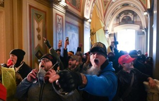 Michigan's Highest Ranking Republican Denies Trump Supporters Attacked U.S. Capitol