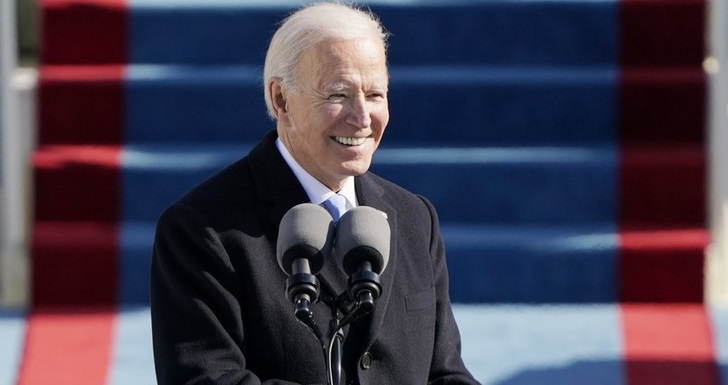 Biden's Approval Tops 60% With More Americans Confident About Economy