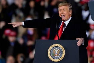 Trump Rambles Through Conspiracy Speech In Georgia – Calls On Pence To Back His Coup