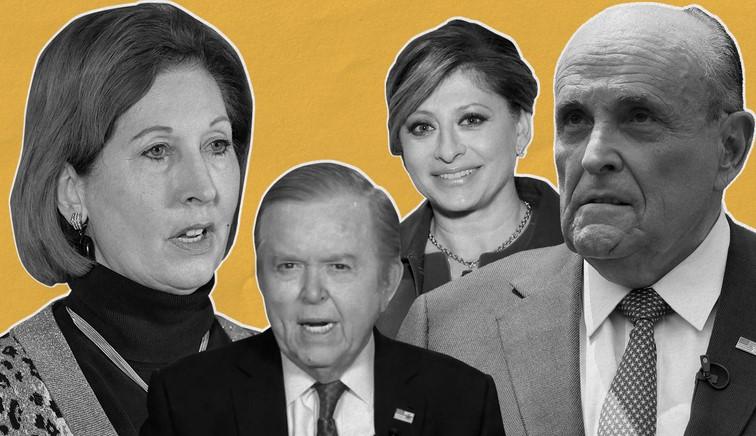 'Kraken Lawyer', Fox News & Rudy Giuliani Hit With $2.7 Billion Lawsuit By Voting Company