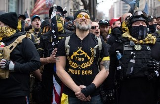'Proud Boy' Member Blames Trump For Capitol Riot – 'I Was Mislead By His Deception'