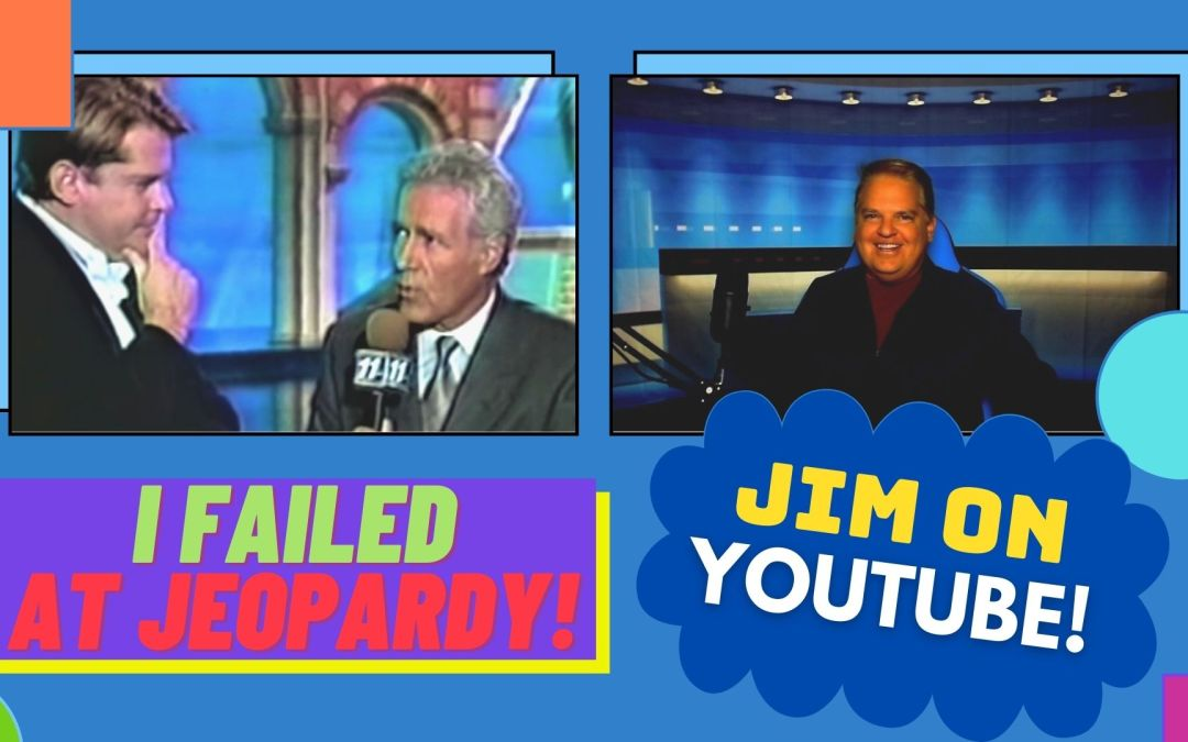 WATCH: Jim On YouTube Premieres With Jeopardy! Memories