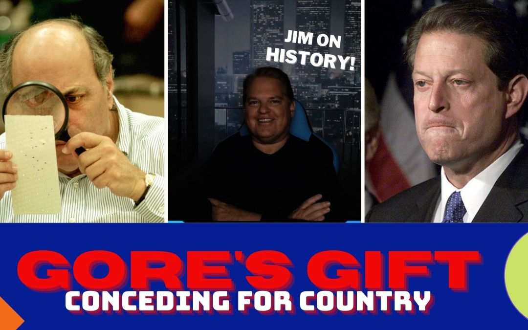 WATCH: Al Gore & The Most Important Concession Speech Ever