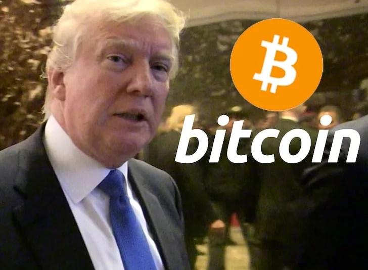 Trump Calls Bitcoin A SCAM – Calls For Tougher Regulations