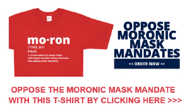 Kevin McCarthy Selling MORON Shirts To Supporters! (You Can't Make This Up)