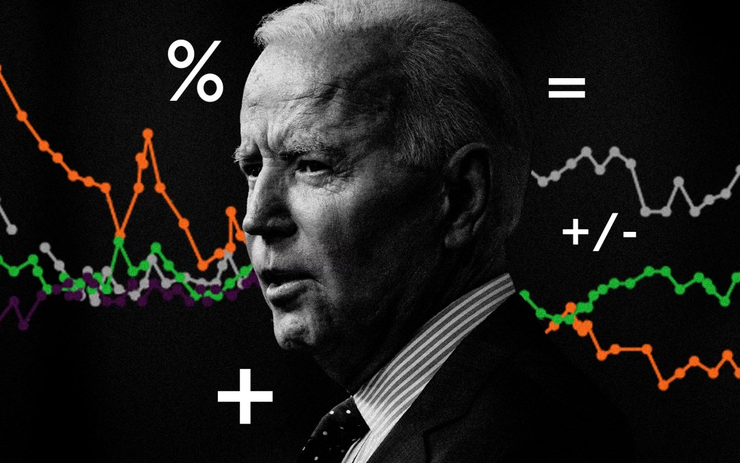 Biden's Honeymoon Is Over – Approval Rating Sinks, Especially With Unvaccinated Black Voters