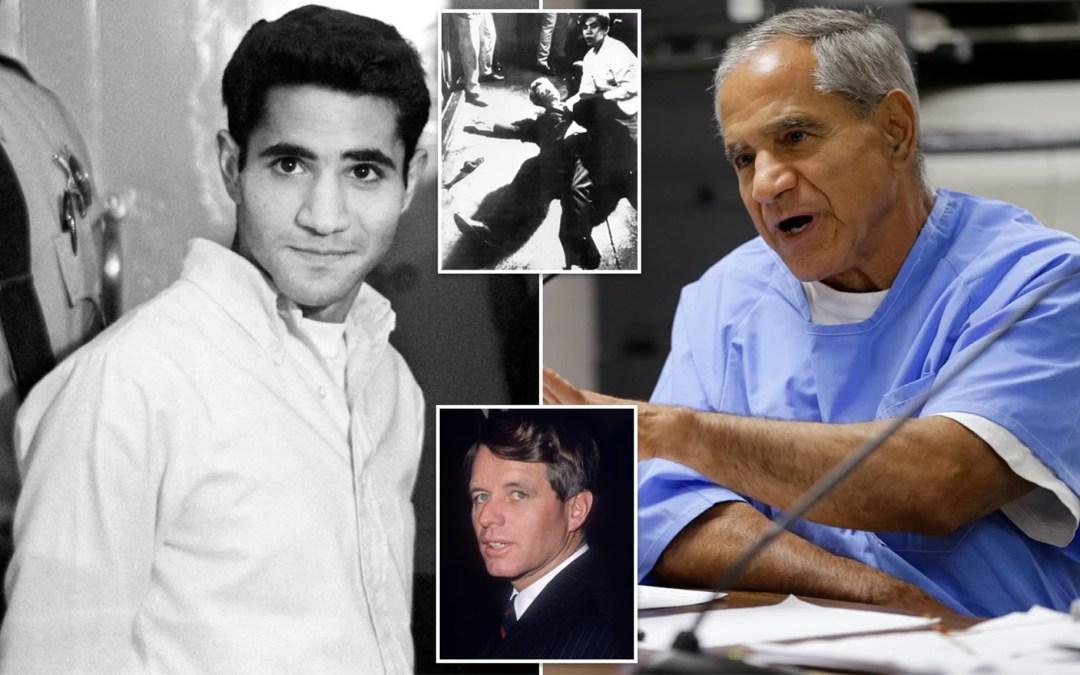 Ethel Kennedy Opposes Release Of Sirhan Sirhan, RFK's Killer