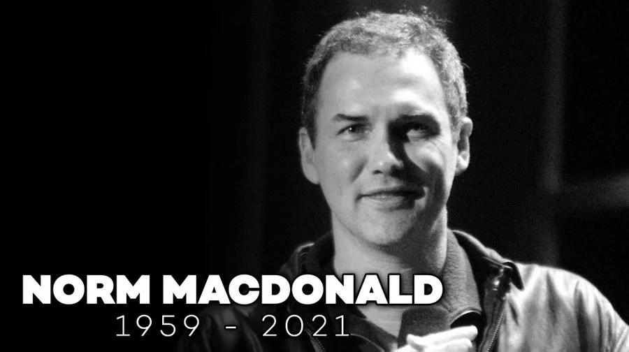 Comedian & SNL Star Norm MacDonald Dies At 61