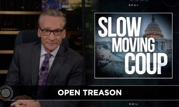 WATCH: Bill Maher Warns Of Donald Trump's 'Slow Moving Coup'