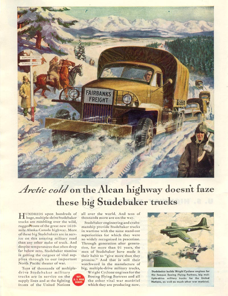 Studebaker tough
